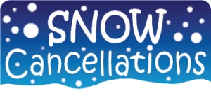 MISC_Snow Cancellations