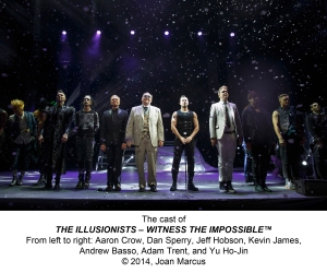 Illusionists, The: ? Witness the Impossible Marquis Theatre
