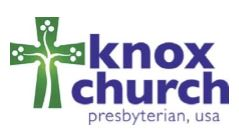 knox-church-logo