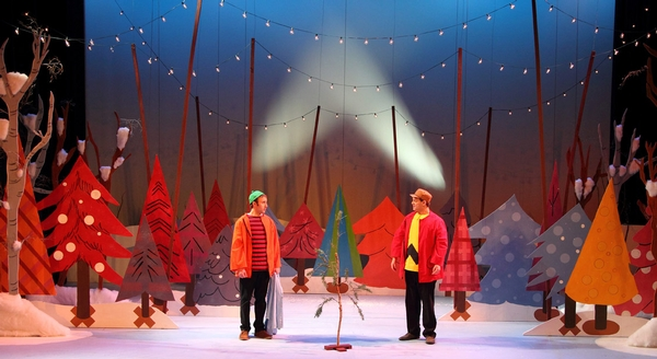 sinclairs a charlie brown christmas opens dec 15 behind the curtain cincinnati