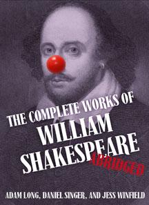 CU_Complete Works of William Shakespeare Abridged logo