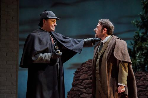 The Cleveland Play HouseKen Ludwigs Baskerville Photo by Roger Mastroianni