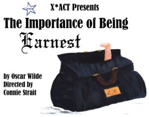 XACT_The Importance of Being Earnest logo
