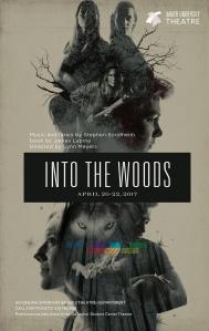 XU_Into the Woods logo
