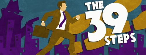 CTC_The 39 Steps logo