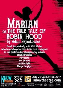 KTC_Marian or the True Tale of Robin Hood logo
