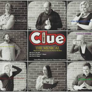 LP_Clue the Musical promo