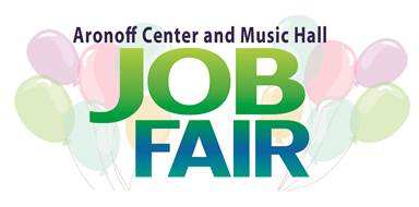 CAA_Job Fair logo