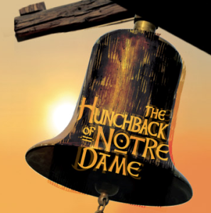 QCP_The Hunchback of Notre Dame logo