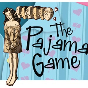 TROY_The Pajama Game logo