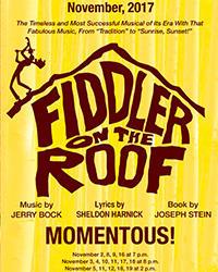 WSU_Fiddler on the Roof logo