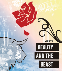 NKU_Disneys Beauty and the Beast logo