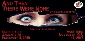 BCT_And Then There Were None logo