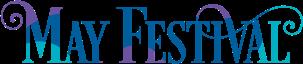May Festival logo