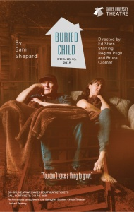 BURIED CHILD-print