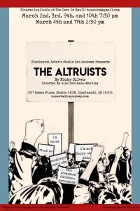 CASA_The Altruists logo