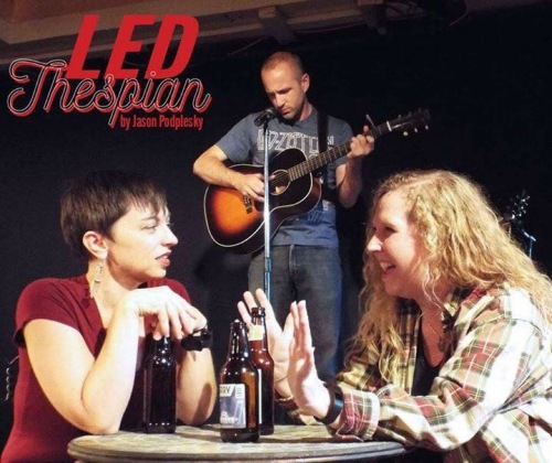 CLAB_Led Thespian promo