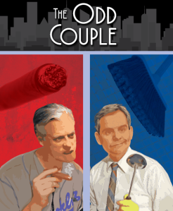 CTC_The Odd Couple logo