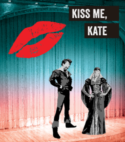 NKU_Kiss Me Kate logo