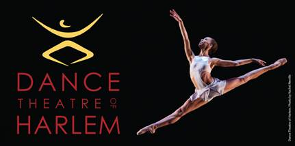 CAA_Dance Theatre of Harlem logo