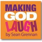 TROY_Make God Laugh logo