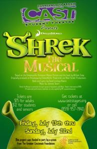 CAST_Shrek logo