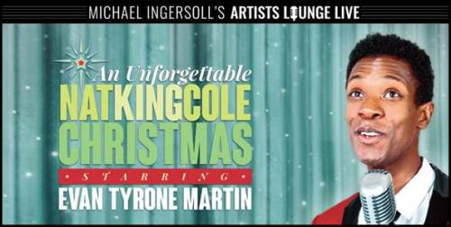 CAA_An Unforgettable Nat King Cole Christmas logo