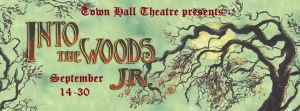 THT_Into the Woods Jr logo