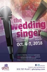 GHCT_The Wedding Singer logo