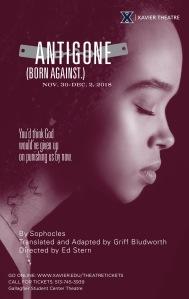 ANTIGONE hires poster