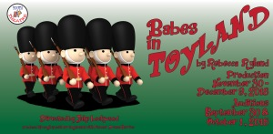 Babes in Toyland Main Slider