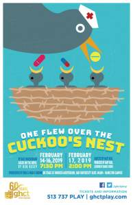 ghct_one flew over the cuckoos nest logo
