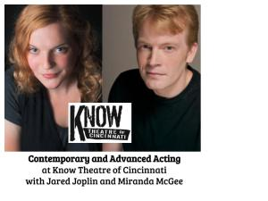 KTC_Contemporary and Advanced Acting promo