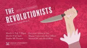 MU_The Revolutionists logo