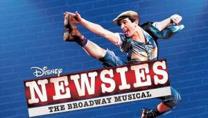 LAC_Newsies logo
