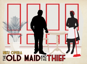 NKUO_Old Maid and the Thief logo