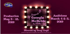 Georgia McBride Main Slider