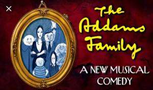 MHST_Addams Family logo