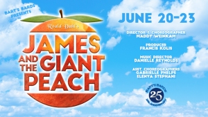 BB_James and the Giant Peach logo