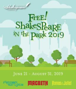 CSC_Shakespeare in the Park 2019 logo