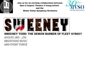 D2D@Sweeney Todd logo