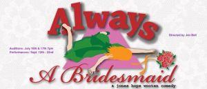 BVCT_Always a Bridesmaid logo