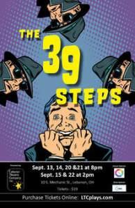 LTC_The 39 Steps logo