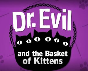 MCP_Dr Evil and the Basket of Kittens logo