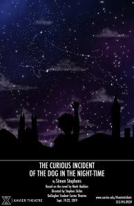 XU_The Curious Incident logo