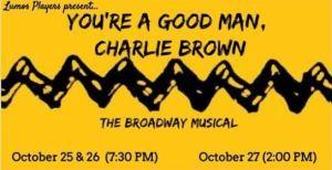 LP_You're a Good Man Charlie Brown logo