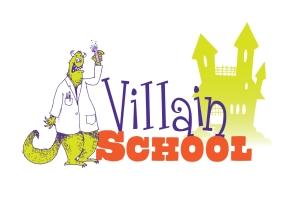 THT_Villain School logo