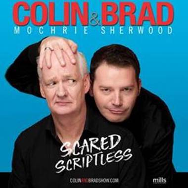 CAA_Colin Mochrie and Brad Sherwood promo