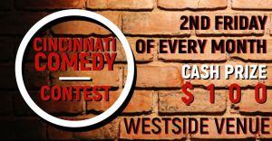 MISC_Cincinnati Comedy Contest logo