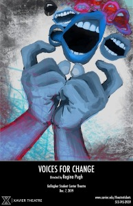 XUT_Voices for Change logo